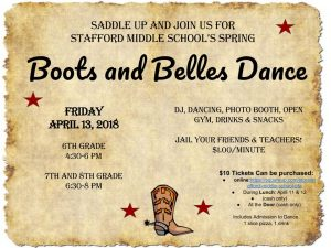 Boots and Belles Dance
